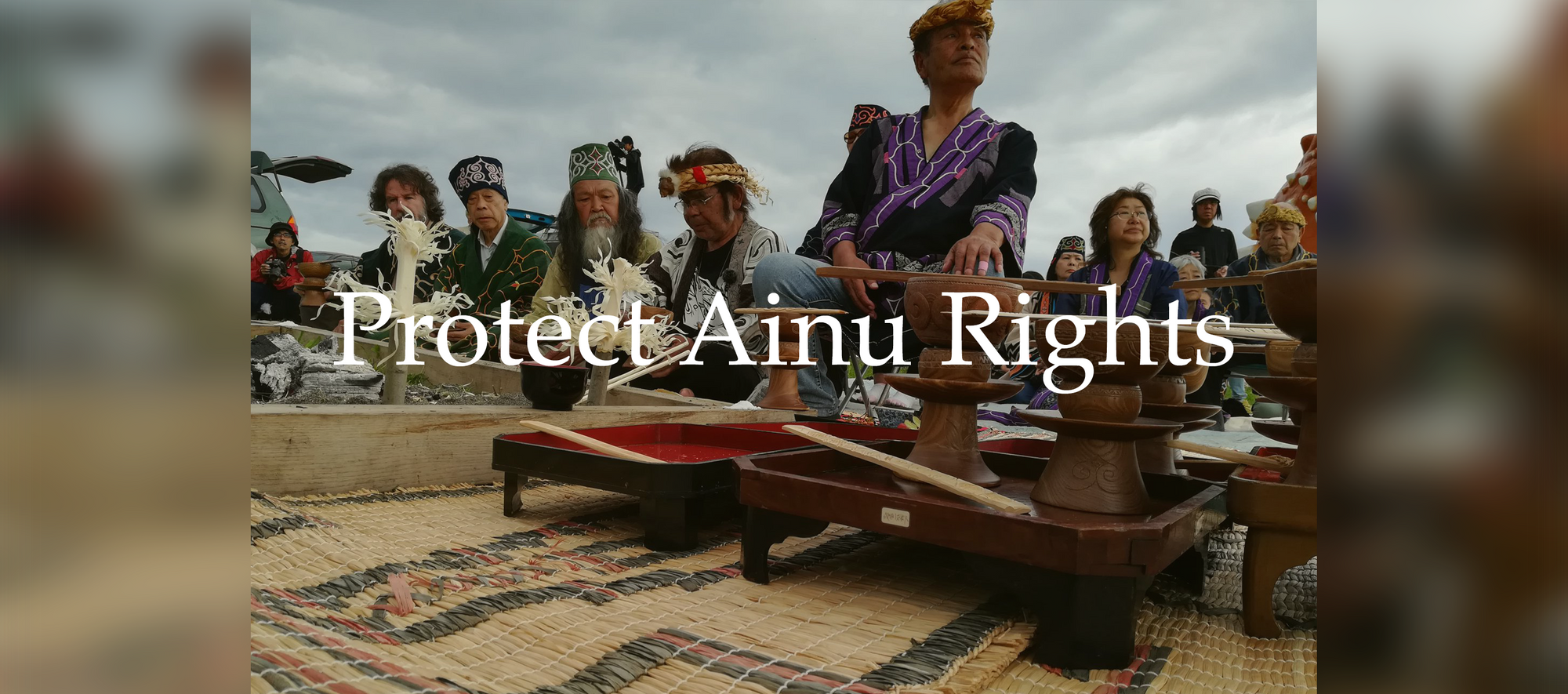 Sign Our Petition: Revoke Japanese Policy Restricting the Ainu Indigenous Rights to Traditional Resources